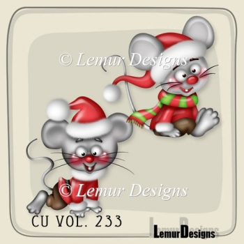 Mouses Pack 3 by Lemur Designs
