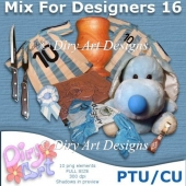 * Mix For Designers 16 *