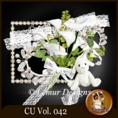 CU Vol. 042 Flowers by Lemur Designs