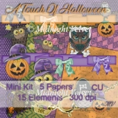 A Touch Of Halloween Mini FS Kit
