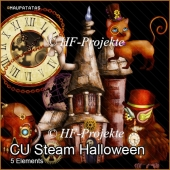 CU Steam Halloween