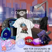* Mix For Designers 98 *
