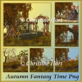 Autumn Fantasy Times Png
