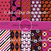 Jessica Digital Paper Pack
