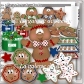 CU Christmas Gingerbread 2 FS by GJ