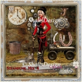 SteamPunk Mix 4