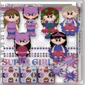 CU Super Girls 2 FS by GJ