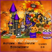 Autumn Halloween Mix