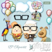 Cliparts Up - Pathy Design