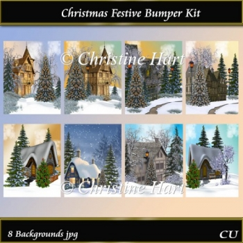 Christmas Festive Bumper Kit