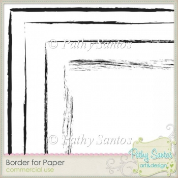 Border for Paper Pathy Santos