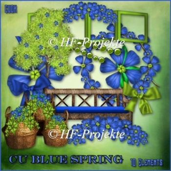 CU Blue Spring Elements 15/1