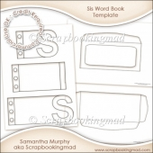 Sis Word Book Template