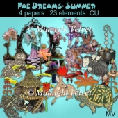 Fae Dreams-Summer FS Kit