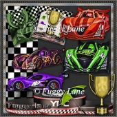 Car Racing Resource Pack