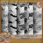 HALLOWEEN OVERLAY PACK VOL. 4 - CU