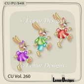 Easter Elements Pack 8 by Lemur Designs