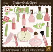 Shabby Chick Clipart