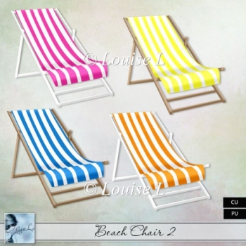 Beach Chair 2