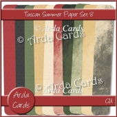 Tuscan Summer Paper Set 8