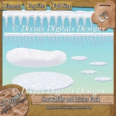 SNOWDRIFTS AND ICICLES PACK - CU