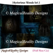 Mysterious Woods Set 2
