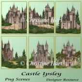 Castle Ipsley png