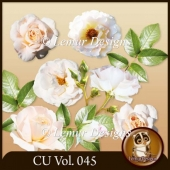 CU Vol. 045 Flowers by Lemur Designs