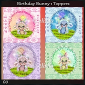 Birthday Bunny 1