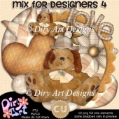 * Mix For Designers 4 *