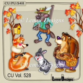 CU Vol. 528 Animals