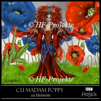 CU Madam Poppy Mix