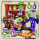 CU Vol. 544 Halloween by Lemur Designs