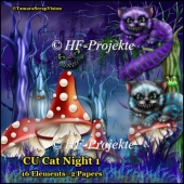 CU Cat Night 17/1