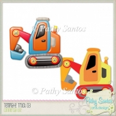 Template Truck 3 Pathy Santos