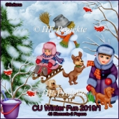 CU WInter Fun 2019/1
