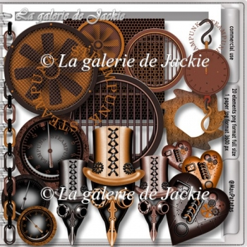 Steampunk Mixed 4 FS by GJ