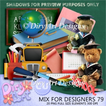 * Mix For Designers 79 *