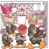 Easter Baby Duck 2 FS by GJ
