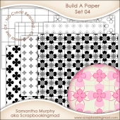 Build A Paper Set 04 - PNG FILES - CU OK