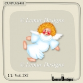 CU Vol. 282 Angel by Lemur Designs