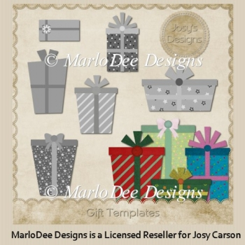 Gift Templates 1