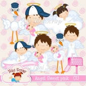 Angel Sweet Pink