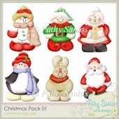 CHristmas PAck Pathy Santos