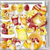 CU Egg Friends 4 FS by GJ