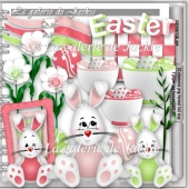 CU Adorable Easter Bunny 2 FS by GJ