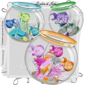 Freebie Happy fish bowl full size