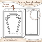 Aperture Card & Envelope Template