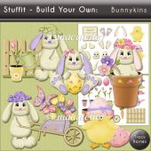 Stuffit - Build Your Own: Bunnykins