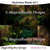 Mysterious Woods Set 1